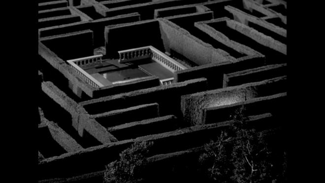 The Maze 3-D