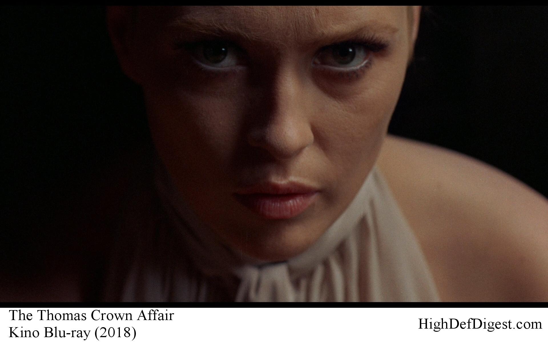 The Thomas Crown Affair - Faye Dunaway Comparison Kino