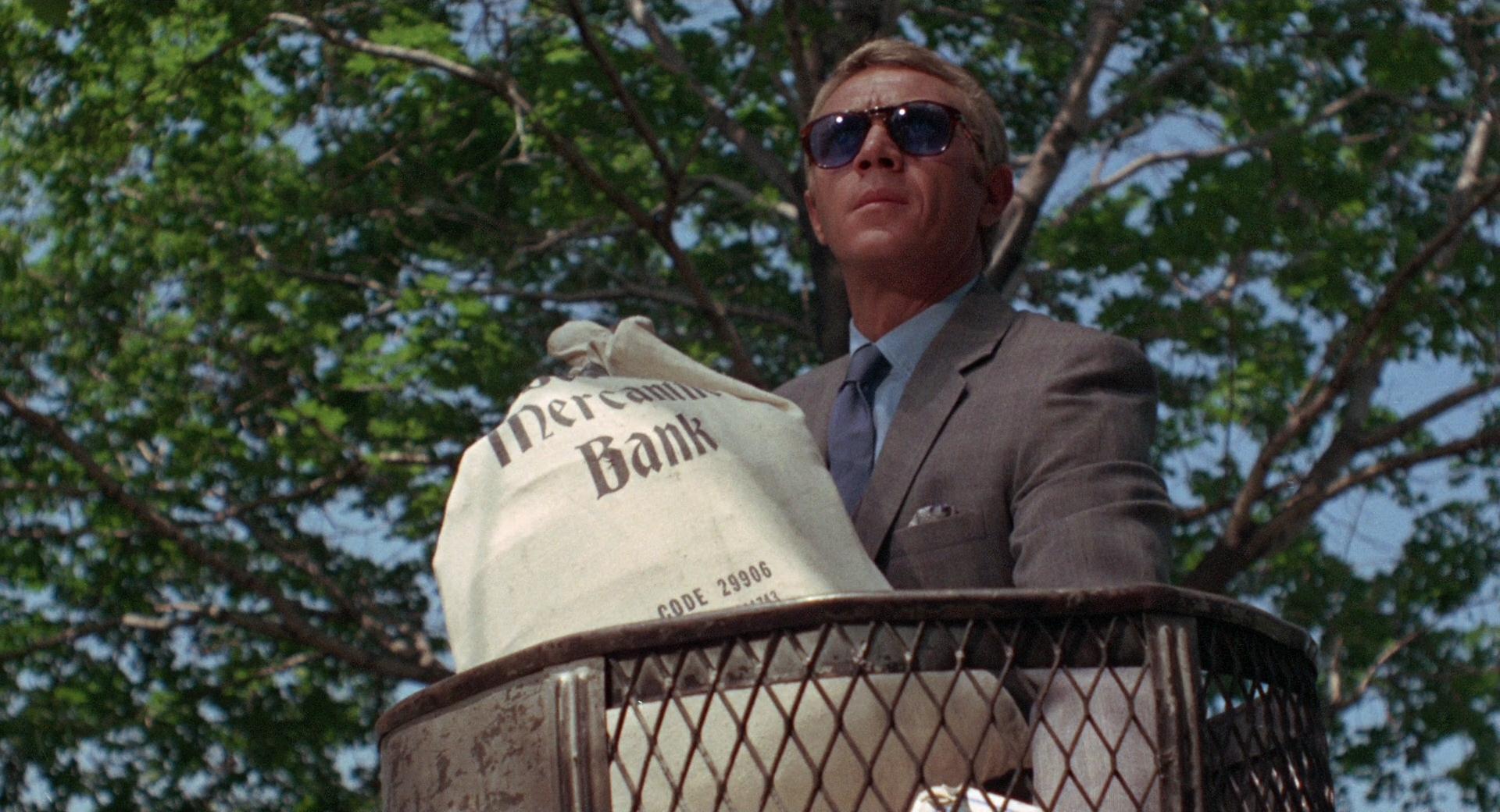 The Thomas Crown Affair - Steve McQueen