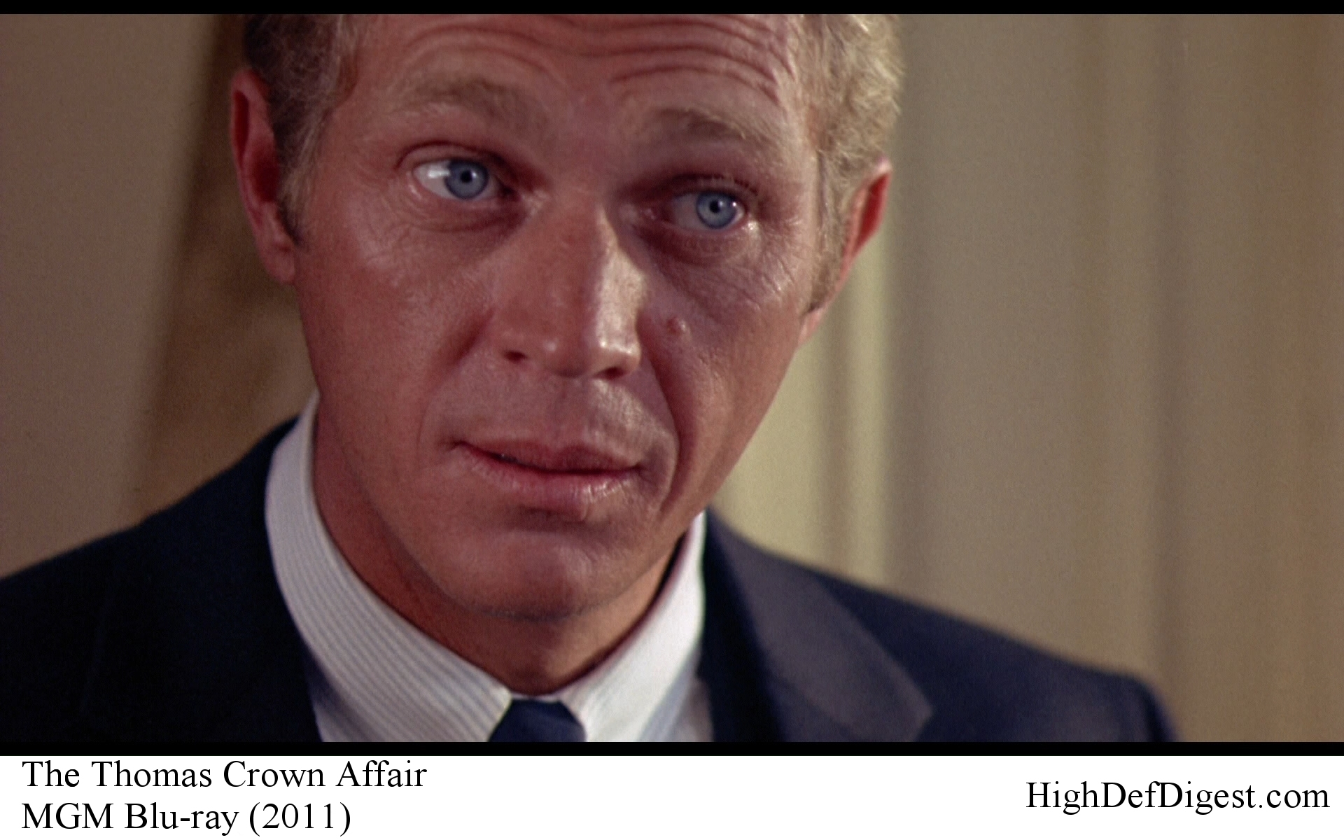 The Thomas Crown Affair - Steve McQueen Comparison MGM