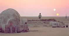 star wars a new hope luke looking out