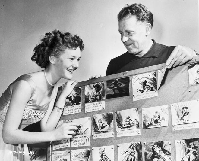 Making Walt Disney S Peter Pan An Interview With Wendy Darling Aka