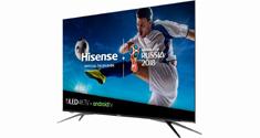 hisense h9e plus 4k tv