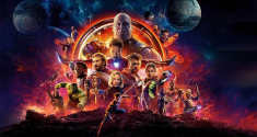 avengers infinity war large