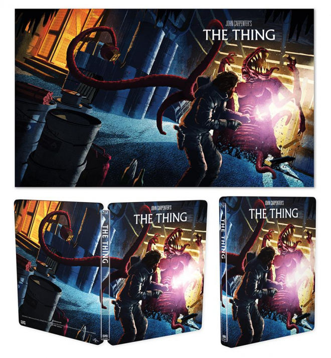The Thing SteelBook