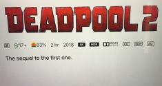 deadpool 2 atmos itunes