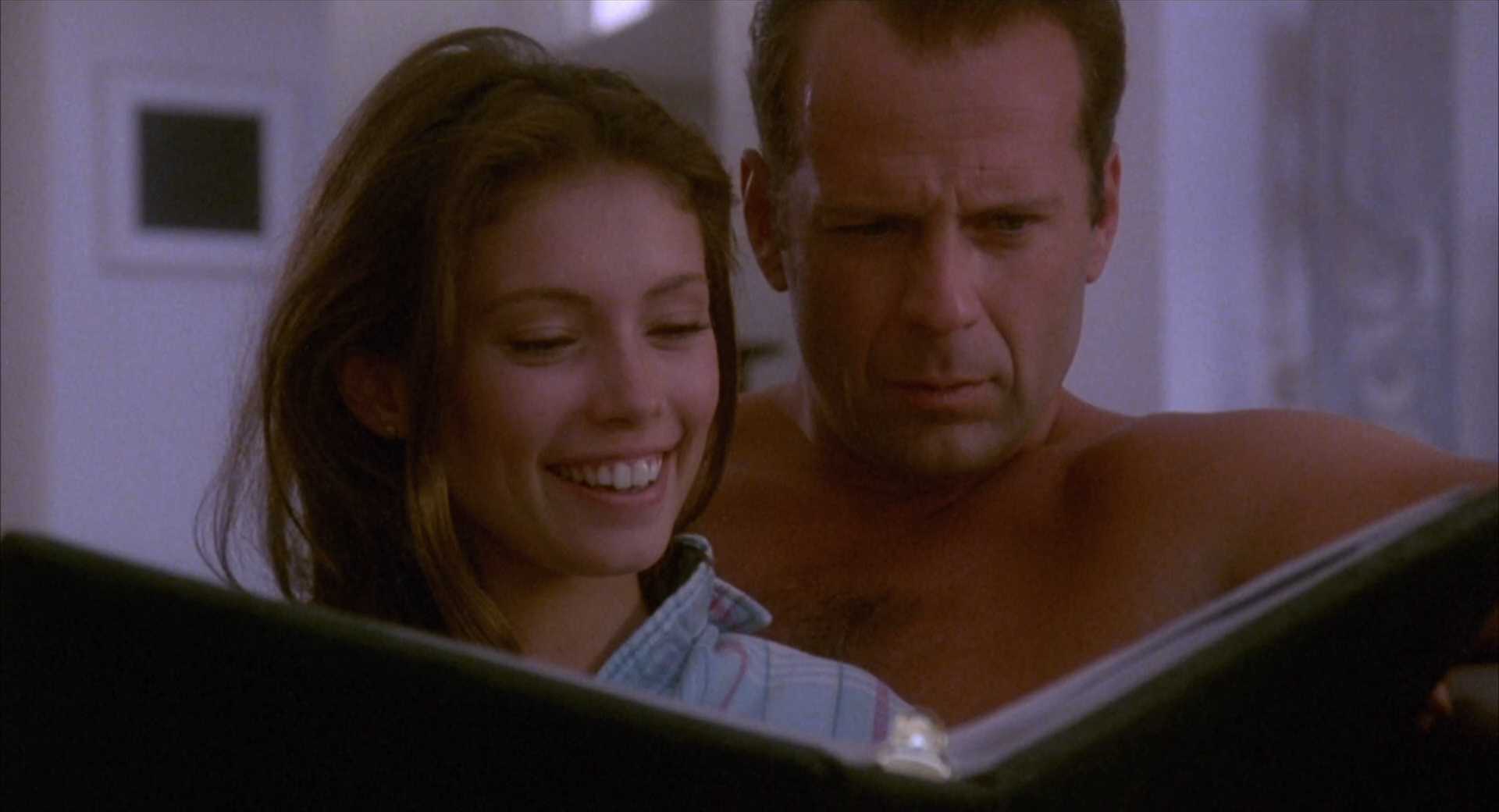 Color of Night - Jane March & Bruce Willis