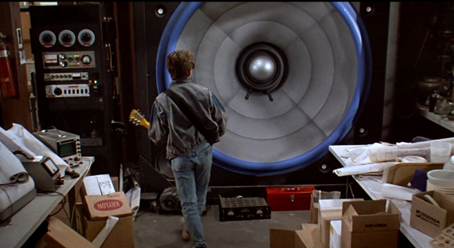 Back to the Future AUDIO