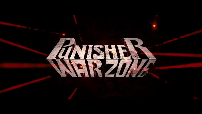 Punisher: War Zone 4K Ultra HD Blu-ray