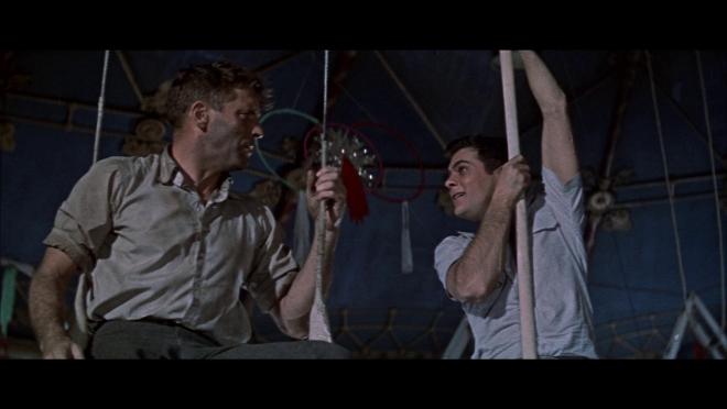 Trapeze Blu-ray