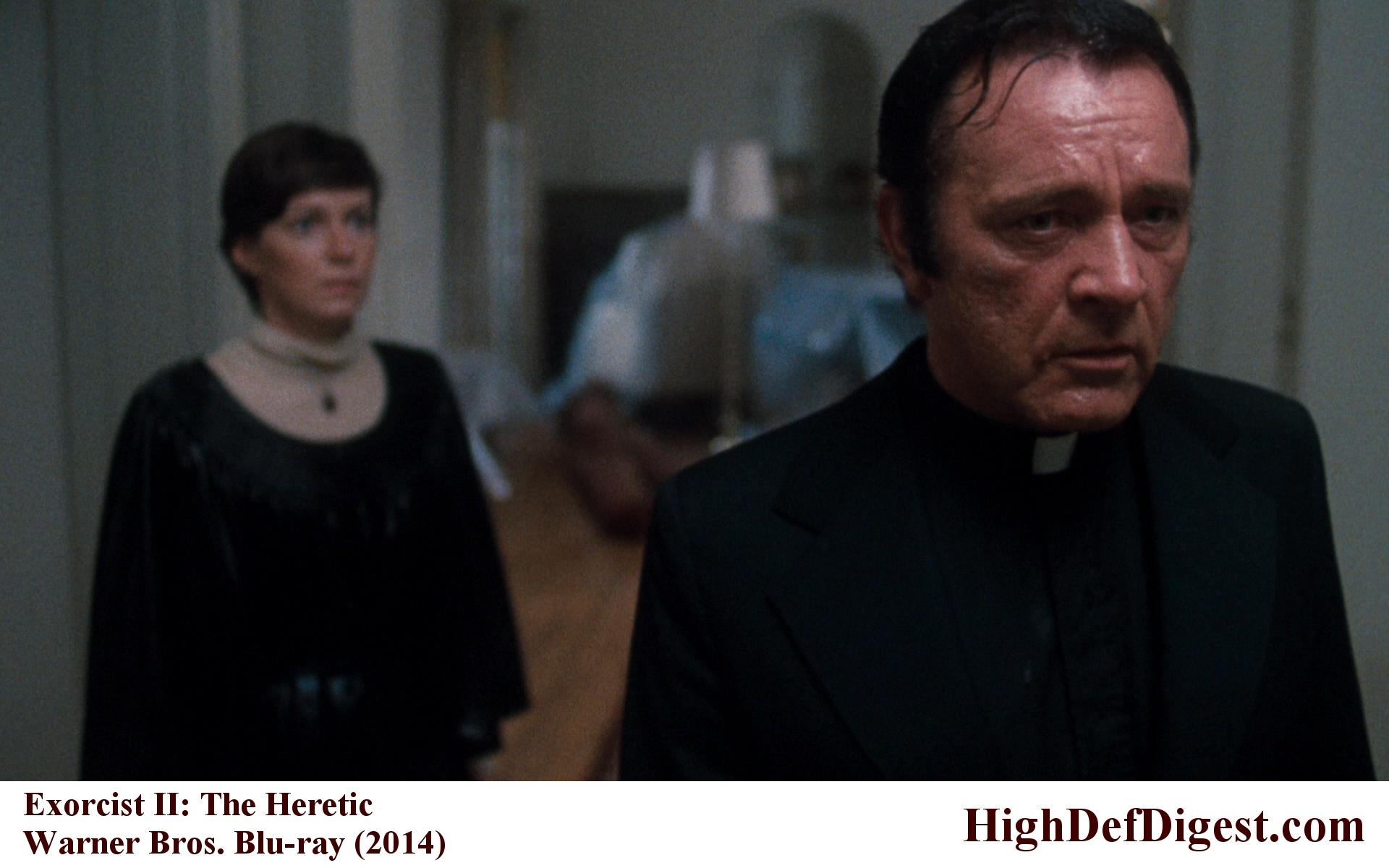 Exorcist II - Richard Burton Comparison (Warner Bros.)