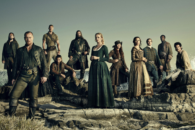 Black Sails The Complete Series