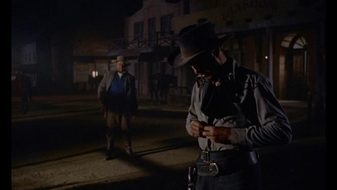 A Man Alone Blu-ray