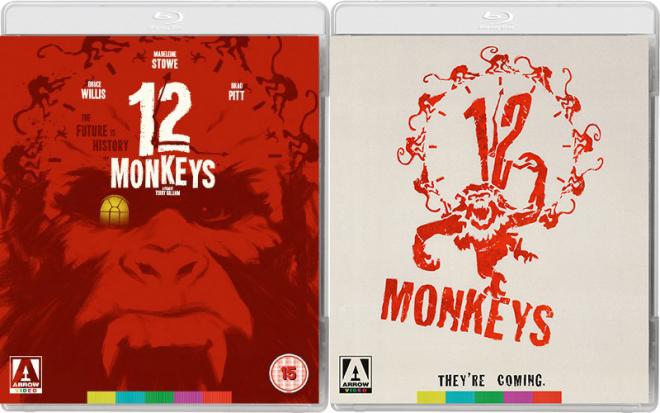 12 Monkeys Blu-ray Special Edition