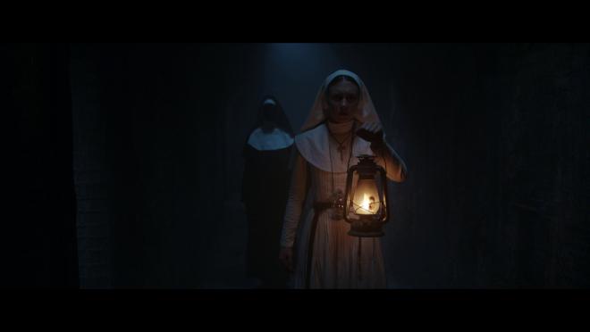 The Nun Blu-ray 4K UHD