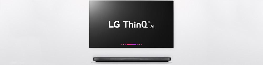LG 2018 OLED Slide