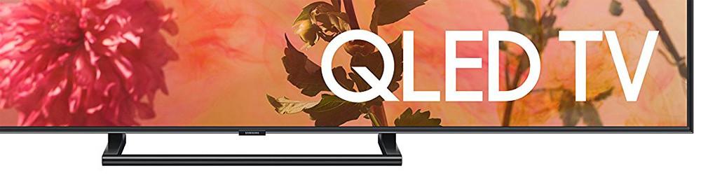 Samsung QLED Slide