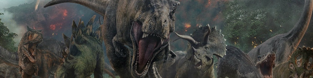 4K Review: Jurassic Park: Fallen Kingdom